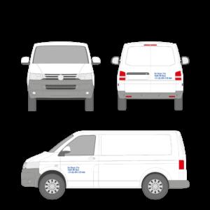 Bus Klein Brons