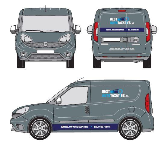 Fiat Doblo Best Autotaxaties
