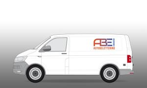 Autobelettering Eindhoven bus klein