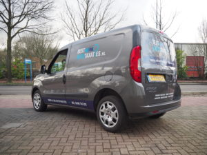 Autobelettering Best Auto Taxaties Eindhoven