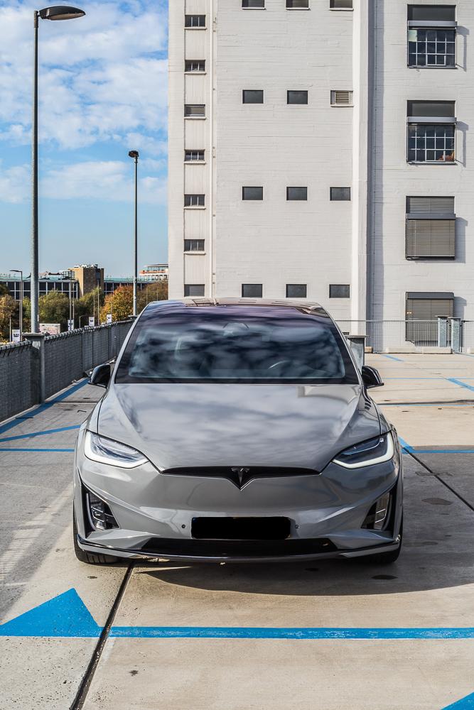 Tesla Carwrap Nardo Grey 4