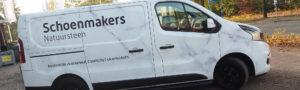 promotionele carwrap autobelettering-eindhoven.nl