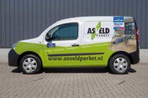 Autobelettering Eindhoven